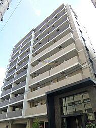 レジュールアッシュ大阪城ノルド[8階]の外観