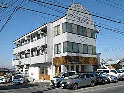 愛知県日進市本郷町前川の賃貸アパートの外観