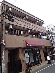 パルティール久米川[3階]の外観