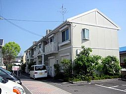 大阪府高石市取石5丁目の賃貸アパートの外観