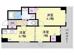 心斎橋駅 11.3万円