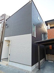 愛知県名古屋市港区港楽3丁目の賃貸アパートの外観