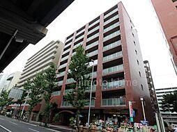 ブリックハイツ江坂[8階]の外観