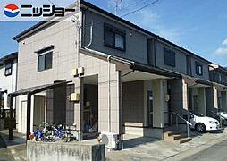 [タウンハウス] 愛知県稲沢市下津下町西2丁目 の賃貸【/】の外観