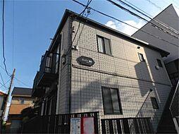 クレスト桜田[1階]の外観