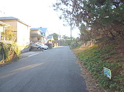 6mの前面道路...