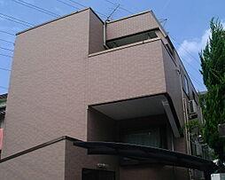 ヘレンズベール[2階]の外観