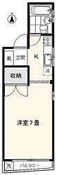 サンファイブ[3階号室]の間取り