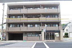 愛知県名古屋市守山区川北町の賃貸マンションの外観