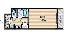 リーガル新大阪2[2階]の間取り
