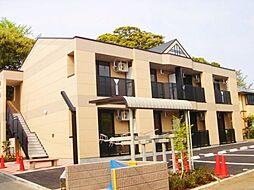 神奈川県茅ヶ崎市香川2丁目の賃貸マンションの外観