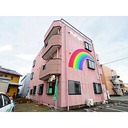 静岡県焼津市祢宜島の賃貸マンションの外観