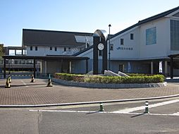 JR播州赤穂駅