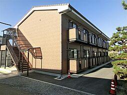 長野県須坂市大字塩川の賃貸アパートの外観