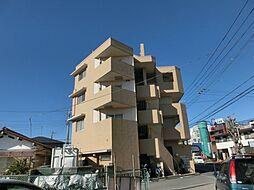 新井ビル[3階]の外観