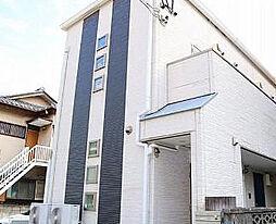 神奈川県川崎市幸区古市場2丁目の賃貸アパートの外観