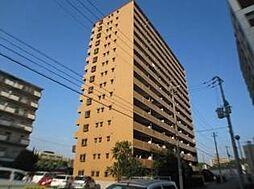 ライオンズマンション姫路市役所前[12階]の外観