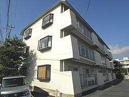 兵庫県芦屋市平田町の賃貸マンションの外観