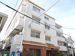 兵庫県神戸市灘区篠原南町5丁目の賃貸マンションの外観