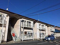 利根川ハイツA[102号室]の外観