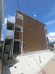 千葉県千葉市中央区亥鼻3丁目の賃貸アパートの外観