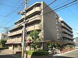 大阪府八尾市八尾木北3丁目の賃貸マンションの外観