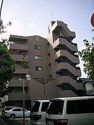 サウスビン[2階]の外観