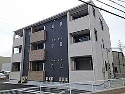 E・泉田道[303号室]の外観