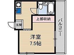 HIT INN[2階]の間取り