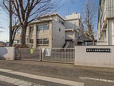 清瀬市立清瀬第四中学校1079m