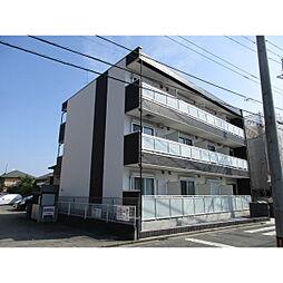 埼玉県さいたま市桜区中島の賃貸アパートの外観