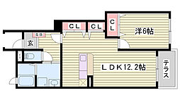 相生駅 4.5万円