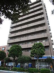 東京都江戸川区中葛西6丁目の賃貸マンションの外観
