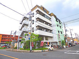 トップヒルKOEI[3階]の外観