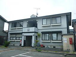 サンライフ海田[2階]の外観