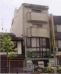 京都府京都市東山区西海子町の賃貸マンションの外観