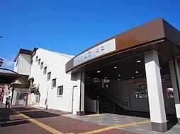 東伏見駅 距離...