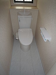 1階トイレです...
