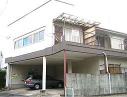 木村コーポ[201号室]の外観