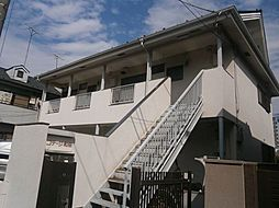コテージ 和田[2階]の外観