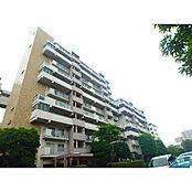 総戸数529戸の大型分譲住マンションです