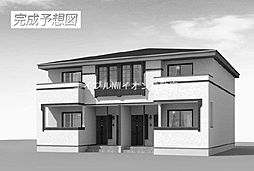 岡山県総社市真壁丁目なしの賃貸アパートの外観