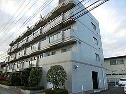 埼玉県川口市戸塚東3丁目の賃貸マンションの外観