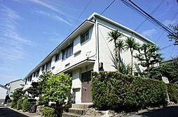 大阪府豊中市螢池北町2丁目の賃貸マンションの外観