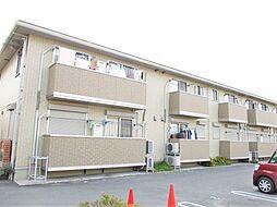 大阪府寝屋川市上神田1丁目の賃貸アパートの外観