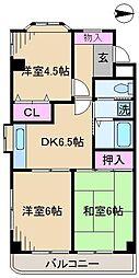 IGマンション[1階]の間取り