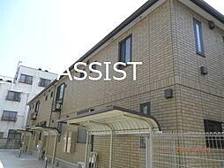 JR中央線 東小金井駅 徒歩8分の賃貸アパート