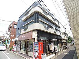 マンション錦[3階]の外観