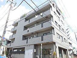 クリスタルSUN梅島[2階]の外観