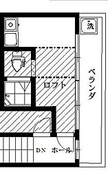 新馬場駅 4.8万円
